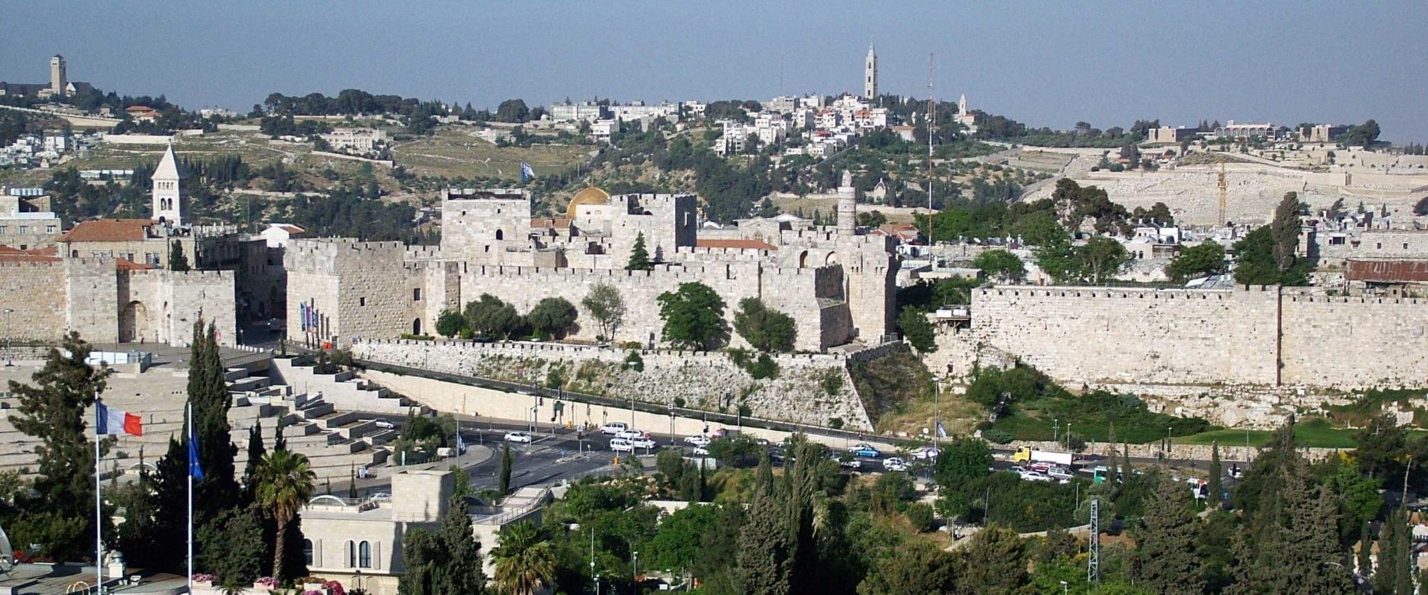 Jerusalem-Cidadela-de-Davi