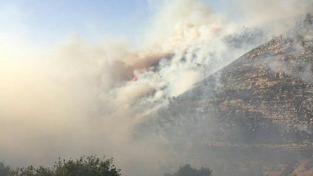 incendio-montanhas-de-jerusalem