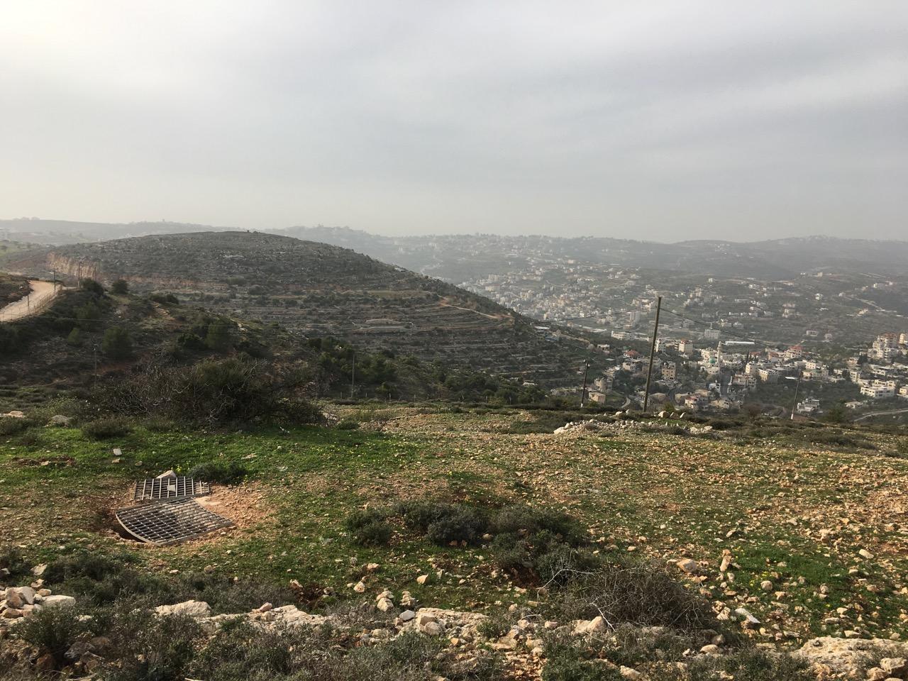 Cenário do Sonho de Jacó - Israel